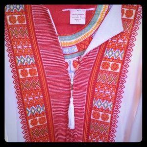 Vintage Lounging Robe